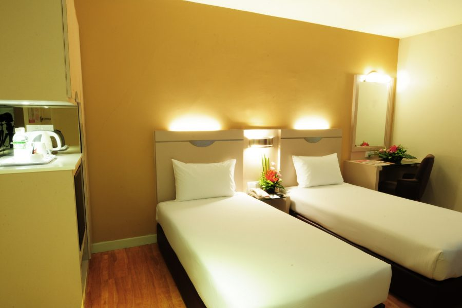 Hotel Sentral Georgetown Penang Superior Twin Room