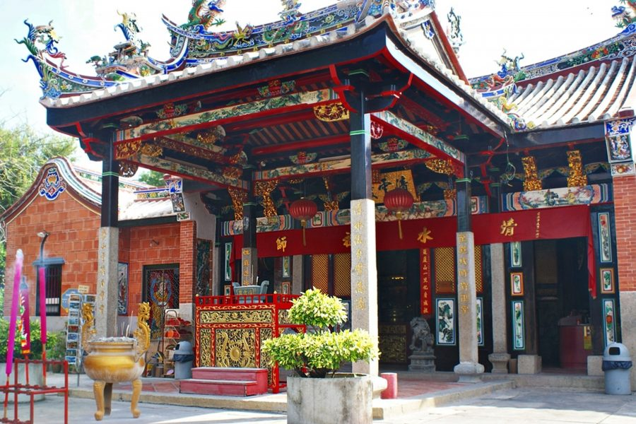 SNAKE TEMPLE