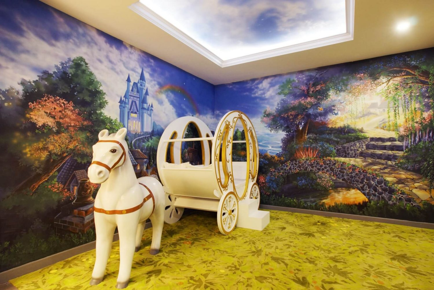 Hotel Maison Boutique Executive Suite Fairy Tale Room